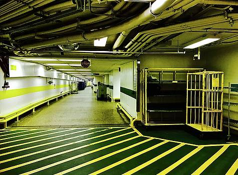 Tunnel by Brian Sereda