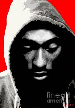 Tupac Is Trayvon by Walter Oliver Neal