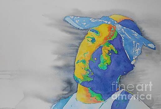 Tupac Shakur by Robert Nipper