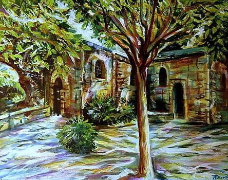 Turkey. House of the Virgin Mary by Anna Duyunova