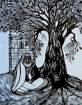 Turkish Ancient Oak by Anna Duyunova