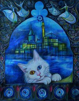 Turkish Fantasy by Anna Duyunova