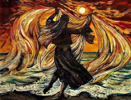 Anna Duyunova - Turkish Sunset