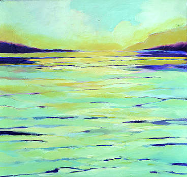 Turquoise Sea by Filomena Booth
