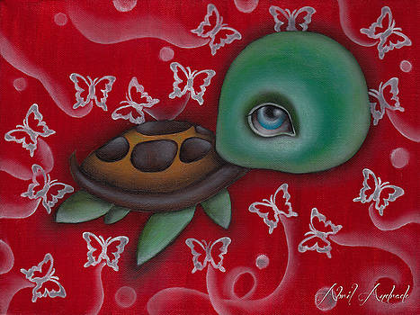 Abril Andrade Griffith - Turtle