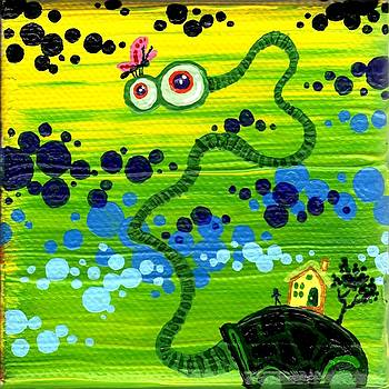 Turtle Guy by Dan Keough