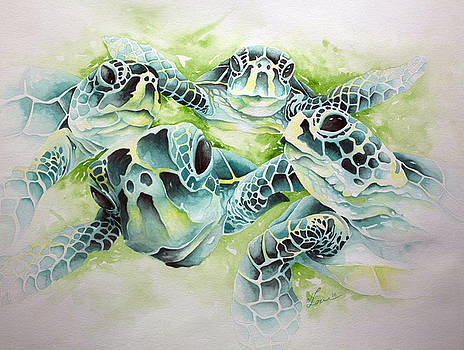 Turtle Soup by William Love