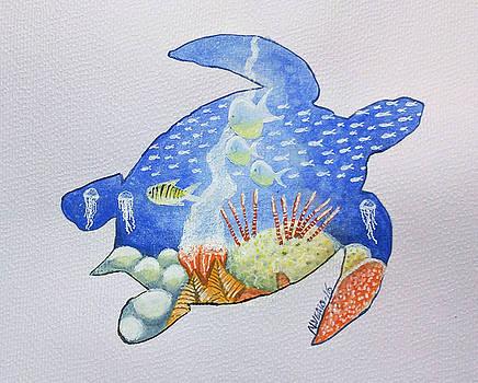 Turtle's World by Edwin Alverio