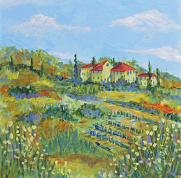 Tuscany by Edith Hardaway