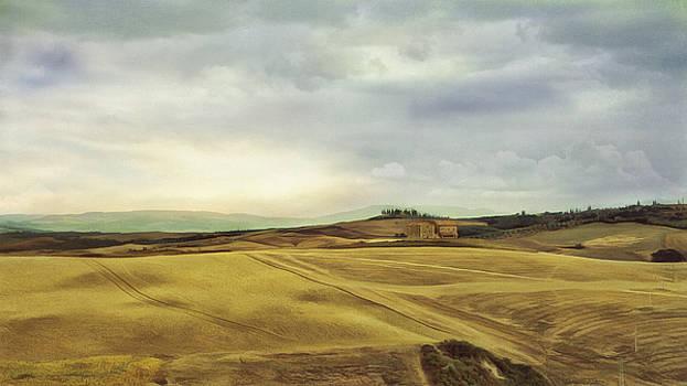 Tuscany. by Lyn Darlington