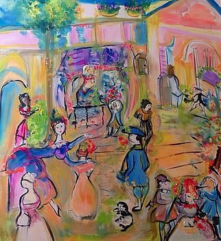 Tutti fruity sunshine  by Judith Desrosiers
