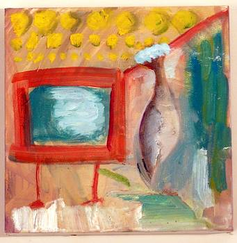 T.v 2 by Jane Clatworthy