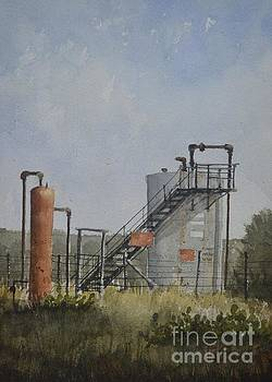 Tweedy Ranch Tanks by Tim Oliver