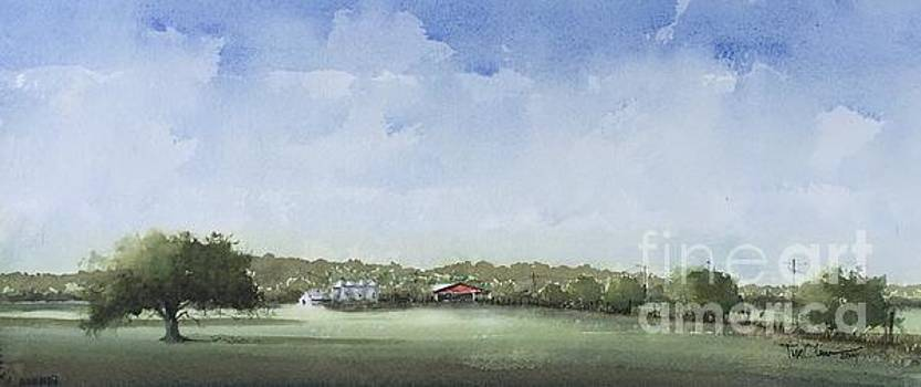 Tweedy Ranch Wheat Field by Tim Oliver