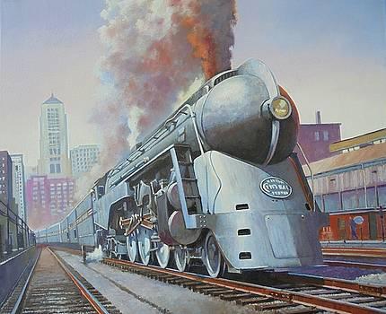 Twenthieth Century Limited by Mike Jeffries