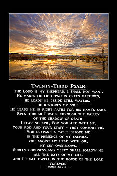 James BO  Insogna - Twenty-Third Psalm Prayer