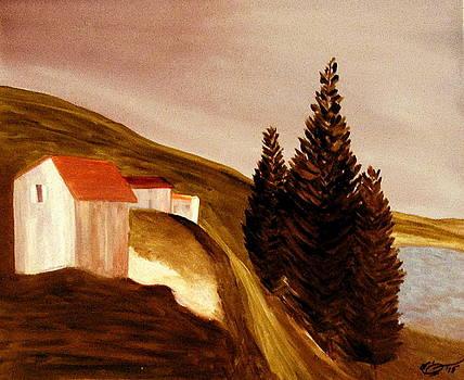 Twilight by Bill OConnor