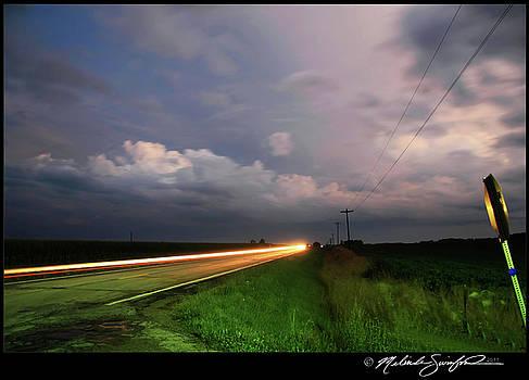 Twilight Gaze by Melinda Swinford