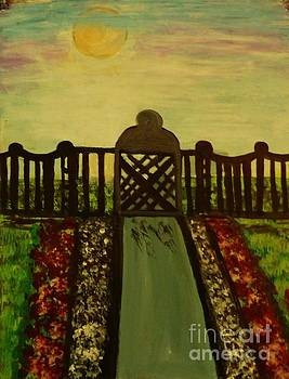 Twilight in the Park by Marie Bulger