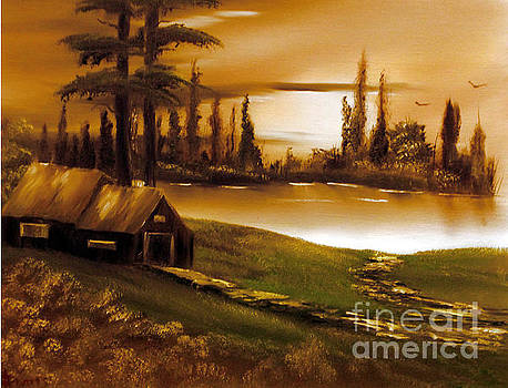 Twilight Time by Cynthia Adams