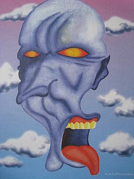 Twisted Face by Roger Golden