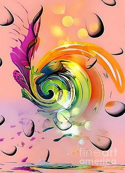 Twister Light by Nico Bielow by Nico Bielow