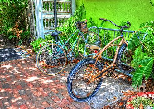 Two Bikes by Debbi Granruth