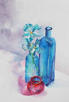 Donna Pierce-Clark - Two Bottles