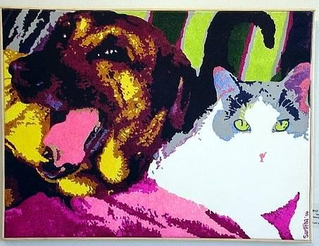Two of a Kind by Samitha Hess