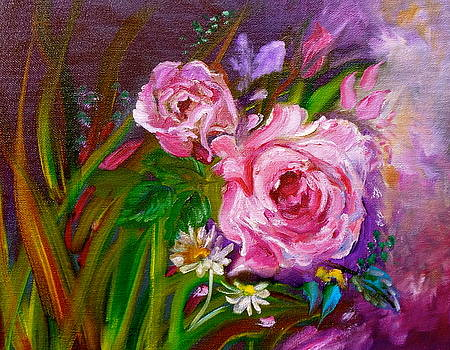 Two Pinks by Jenny Lee