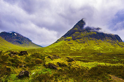 Cuillin Peaks by Steven Ainsworth