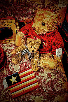Two Teds by Lewis Mann