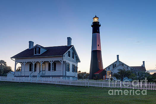 Tybee Island Lighthouse by Patrick Shupert