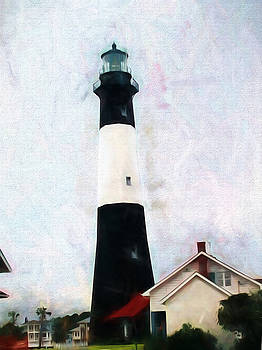 Barry Jones - Tybee Lighthouse - Coastal