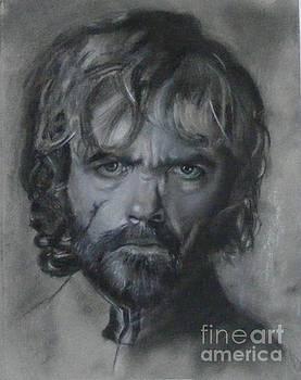 Tyrion Lannister by Alan Berkman