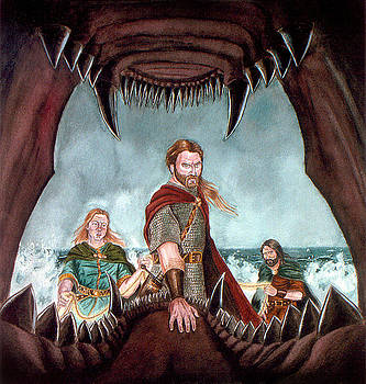 Tyr's Challenge by Norman Klein