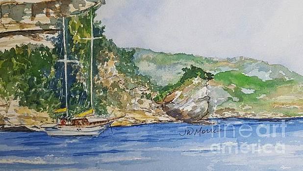 U Capu Biancu by Jill Morris
