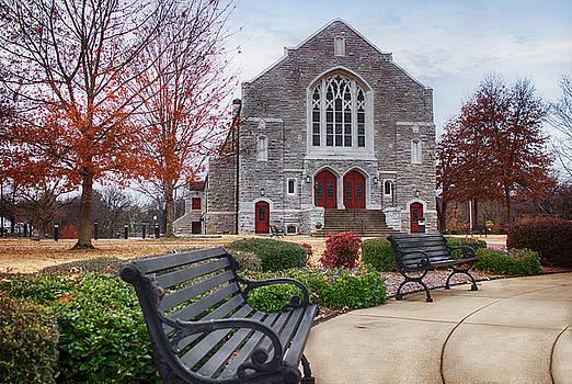 U of O Chapel by Tammy Chesney
