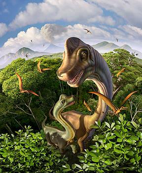 Ultrasaurus by Jerry LoFaro