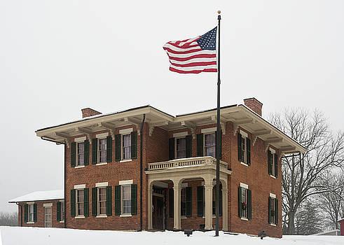 Ulysses S Grant Home Galena IL by Steve Gadomski