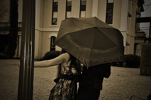 Umbrella Love by Cherie Haines
