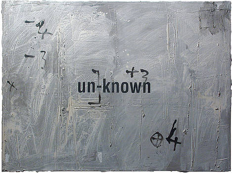 Un-known by Andrew Crane