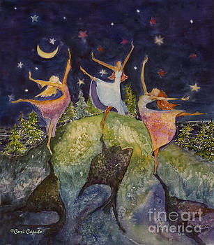 Under a Double Horned Moon by Cori Caputo
