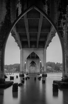 Under the Bridge by Kelly McNamara