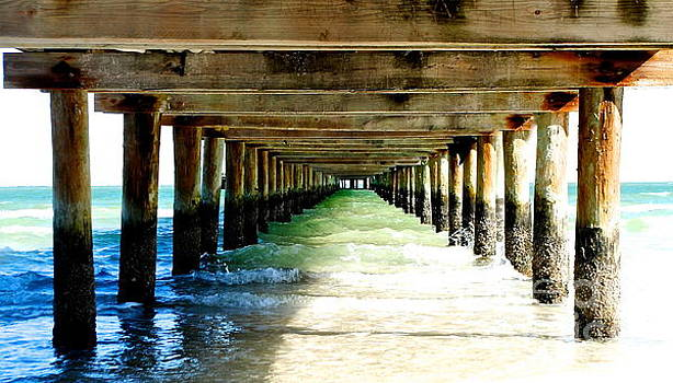 Anna Maria Island Pier Excellence in Photography Award 2016 by Margie Amberge