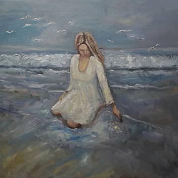 Under the Surface by Nancy Van den Boom