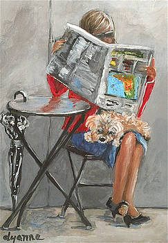 Under The Weather by Dyanne Parker