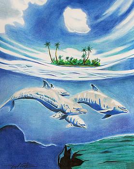 Under Water Wonderland  by Joseph Palotas