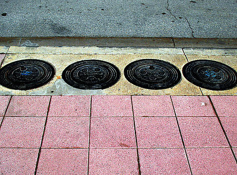 Meter Covers by Ross Odom
