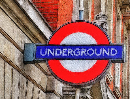 Underground #1 by Sandy MacGowan